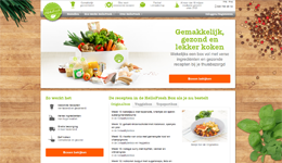 Screenshot HelloFresh.nl
