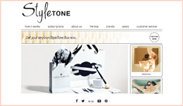 Screenshot StyleTone.com