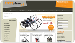 Screenshot Bikesplaza.nl