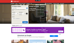 Screenshot Hotels.com