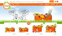 Screenshot Fruit.nl